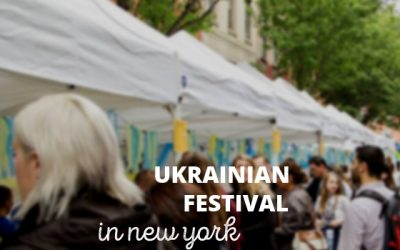 Ukrainian Festival East Village
